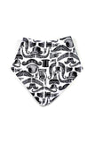 Super Bandanna - Steampunk Moustache