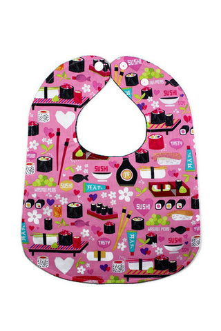 Reversible Bib - City Scape