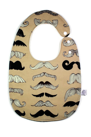 Super Bib - Mr. Moustache