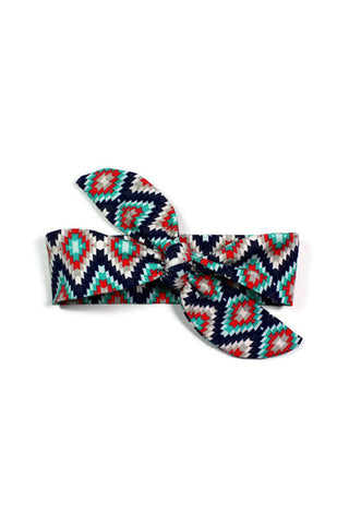 Knotted Headbands - Birds' Eye