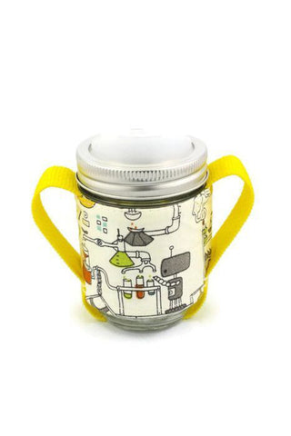 Mason Jar Sippy Cup - In the Lab