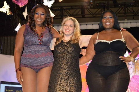 Designer Tia Lyn came, saw and conquered the runway!