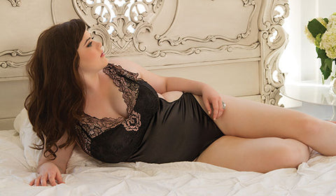Every size and curve is sexy in Tia Lyn lingerie