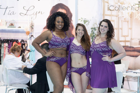 Tia Lyn's Beautiful Models at Curve in New York