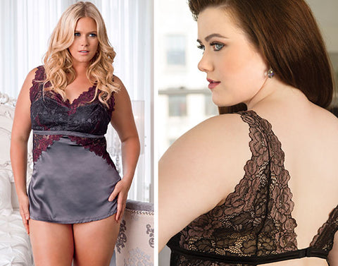 Tia Lyn's Core Collection is both beautiful and figure flattering as it hides back fat