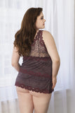 Core Stretch Lace Camisole Magnet - Tia Lyn
