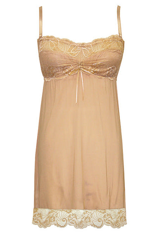 Essential Adjustable Cup Chemise - Tia Lyn