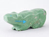 Velvety Variscite Mountain Lion