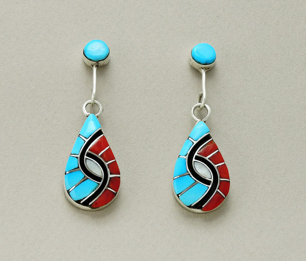 Graceful Hummingbird Earrings