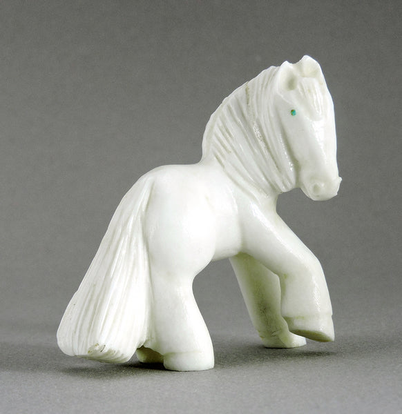 Charismatic Marble Steed