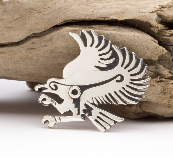Majestic Eagle Pin/Pendant
