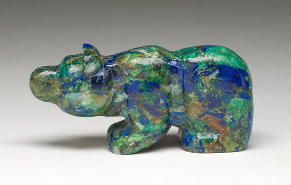 Blue Bell Mine Azurite Bear