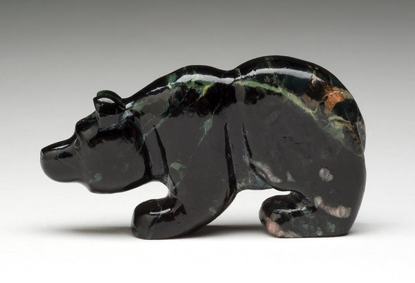 Bear Of Southern New Mexico Jade