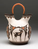 Deer In His House Wedding Vase