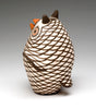 A Traditional Zuni Pottery Owl