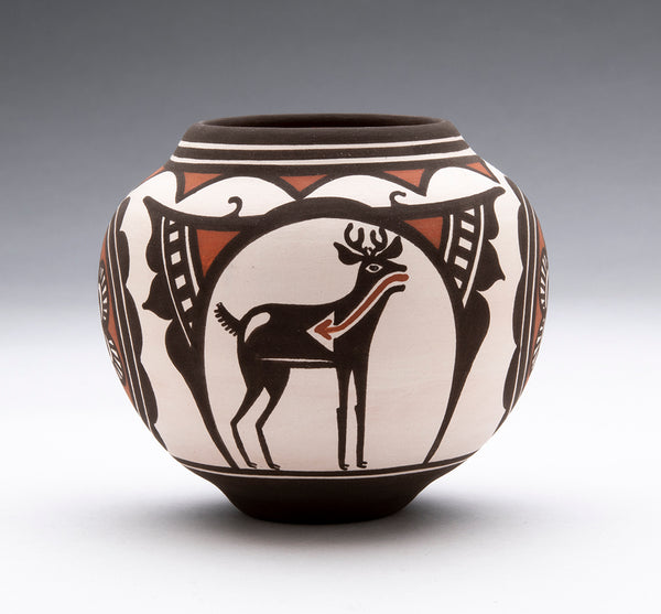 A Deer In His House Pottery