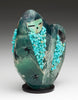 Reversible Maidens Carving Of Fluorite