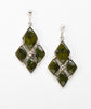 Deepest Green Earrings