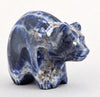Silver Eyed Blue Bear