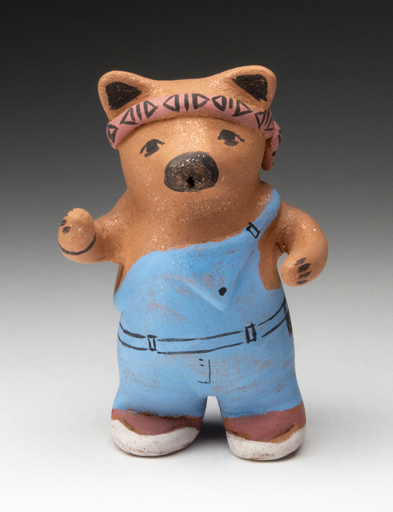 "Funk & Groove ""Homie"" Pottery Bear"