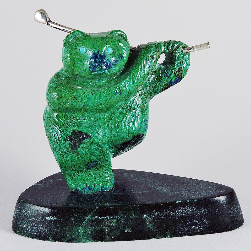 Backswing Bear
