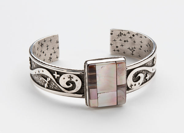 Ethereal Cuff Bracelet