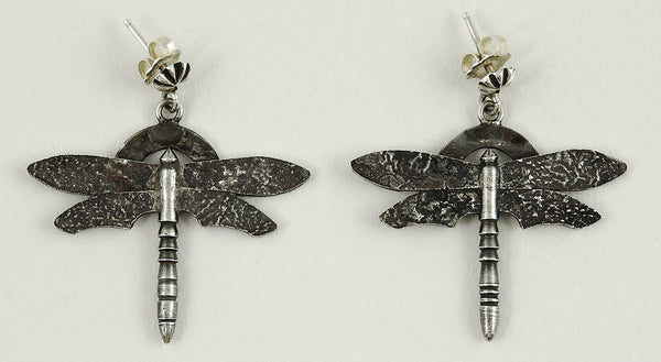 Airy Dragonfly Earrings