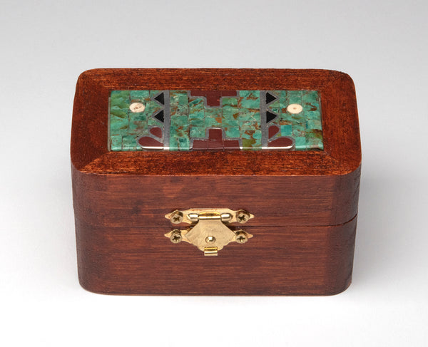 Inlaid Mosaic Box