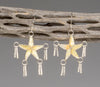 Shooting Sea Star Earrings