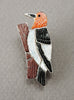 Red-Headed Woodpecker Pin/Pendant