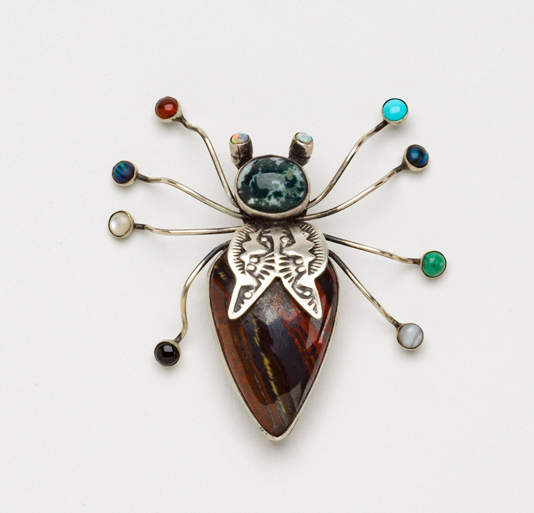 Flying Bug Pin