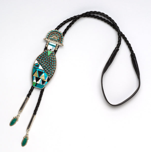 Many Gorgeous Materials Maiden Bolo Tie