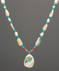 Reversible Corn Maiden Pendant Necklace