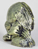 Spectacular Pyrite Eagle with Fish