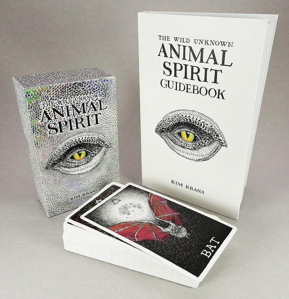"""The Wild Unknown Animal Spirit Deck & Guidebook"""
