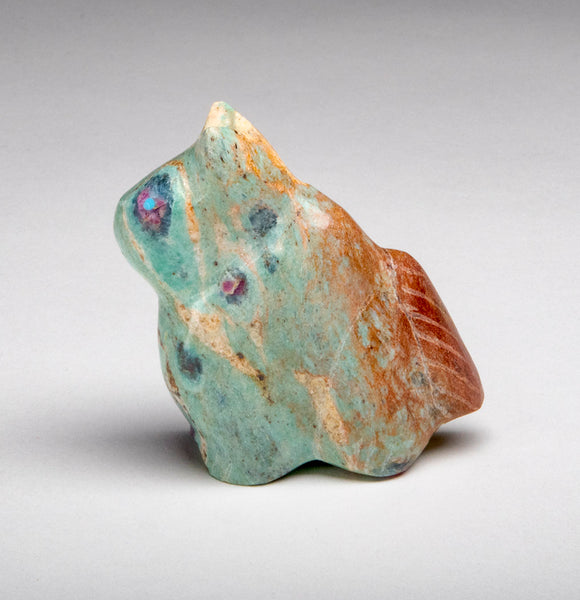 Ruby In The Eye With Fuchsite