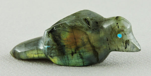 Tranquil Bird Of Labradorite