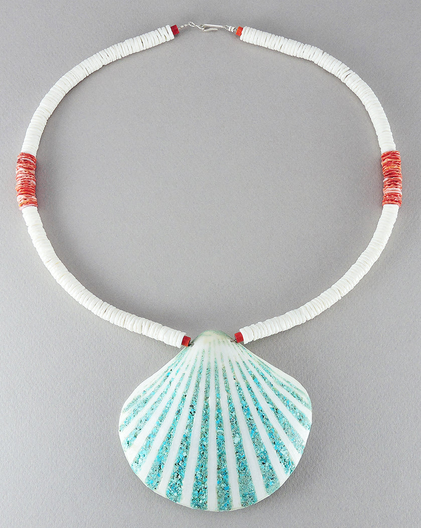 Bivalve Shell Necklace