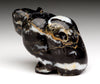 Beautifully Veined Marble Bear