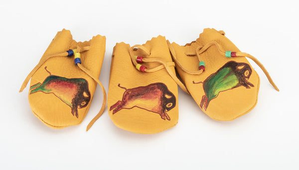 Beautiful Bison Pouches