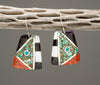 Collectable Classic Mosaic Earrings