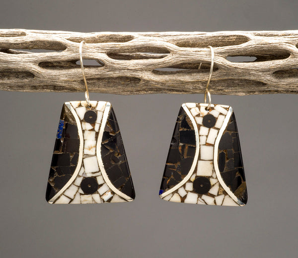Hidden Treasure Mosaic Earrings