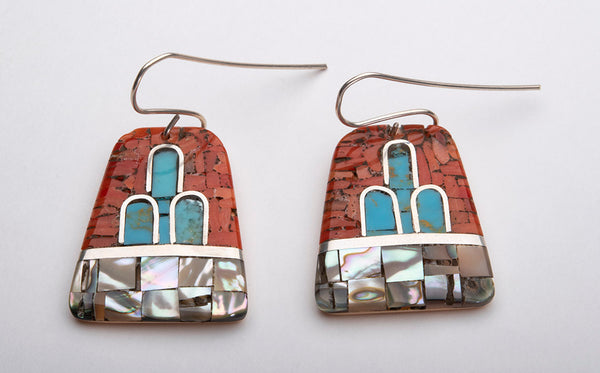 Kewa Mosaic Earrings