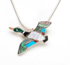 Flying Mallard Pin/Pendant