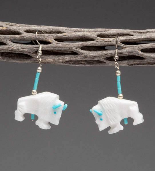 Blessing Bison Earrings