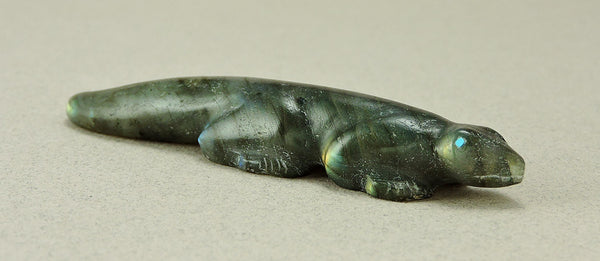 Lizard of Labradorite