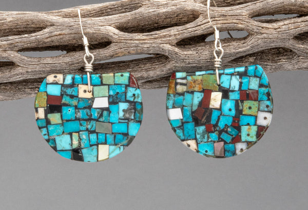 Story of Time Mosaic Earrings
