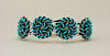 Sleeping Beauty Turquoise Petit Point Bracelet