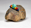 Primitive Found Stone Turtle By Joe Medina, Zia Pueblo, Beloved Father Of Salvador Romero
