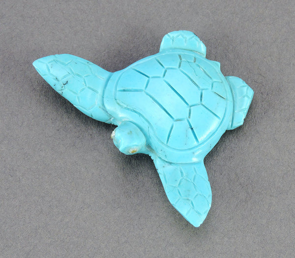 Kingman Turquoise Sea Turtle